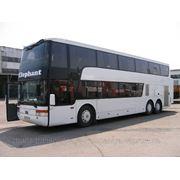 Автобус VANHOOL фото