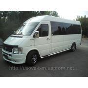 Заказ микроавтобуса. Пассажирские перевозки по Украине. Трансфер фото