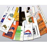 Печать на пакетах Одесса фото