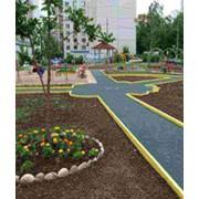 Установка детских игровых площадок и спортивных комплексов фото