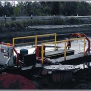 Очистка от нефтешлама резервуаров, прудов накопителей и амбаров фото