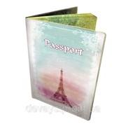 Оригинальная обложка для паспорта Столица Романтики фото