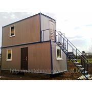 Модульные офисы, бытовки, складские помещения и др. фото