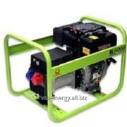 Дизельный генератор PRAMAC E6000 4,5 кВт фото
