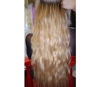 Наращивание волос, Донецк фото