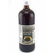 """Масло чёрного тмина """"Нефертити"""" первого холодного отжима (египетские семена, в стекле), 1000 мл. фото"""