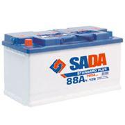 Аккумуляторы 6CT-88A серии Standard Plus пр-во Сада (SADA) фото