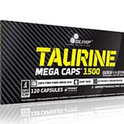 Olimp Taurine Mega Caps 120. Таурин в капсулах. фото