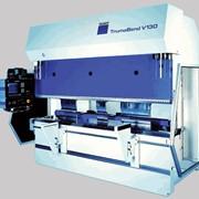Пресс листогибочный мод. TRUMABEND V 130 (Германия), длина заготовки до 2500 мм, толщина заготовки до3 мм, точность гибки 0,1 мм фото