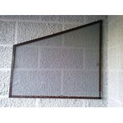 Противомоскитная сетка на трапецевидные окна фото