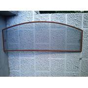 Противомоскитная сетка на арочные окна фото