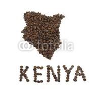 Кофе свежей обжарки арабика Кения фото