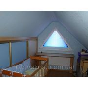 Треугольные окна фото