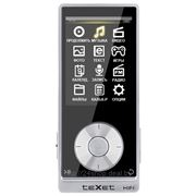 MP3 Flash плеер TeXet T-489 4 Gb Black фото