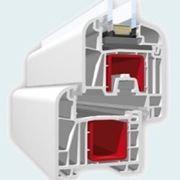 Пятикамерная профильная система KBE Селект фото