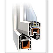 Трехкамерная профильная система ALMplast фото