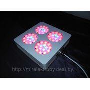 Светодиодная лампа для парников и теплиц 135W (аналог 600W ДНатр), led grow lamp 135W фото
