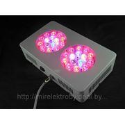 Светодиодная лампа для парников и теплиц 68W фото