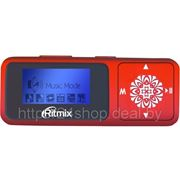 MP3-плеер Ritmix RF-3350 4Gb Red фото