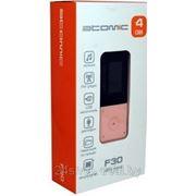 MP3 плеер ATOMIC F-30 4 Гб pink фото