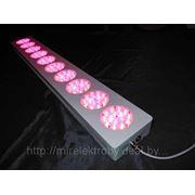 Светодиодная лампа для парников и теплиц 338W фото
