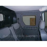 Переоборудование микроавтобусов, обшивка и обивка легковых и грузовых авто фото
