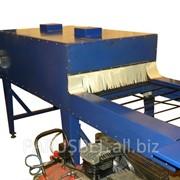 Термотоннель проходной для термоусадочной упаковки фото