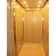 Лифт LuxLift комплектация кабины STANDART фото