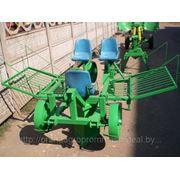 Машина для посадки саженцев плодовых деревьев и кустарников МПС-2М фото