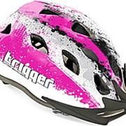Шлем с сеточкой Trigger 152 Pnk INMOLD розово-белый 54-58см AUTHOR фото
