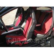 Перетяжка салона Mazda-RX-8 фото