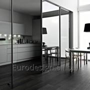 Современная кухня Riciclantica Alluminio Verniciato Grigio фото