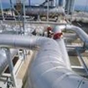 Транспортировка нефти по магистральным трубопроводам фото