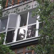 Строительство балконов в Украине фото