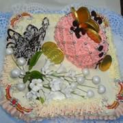 Торт 2 фото