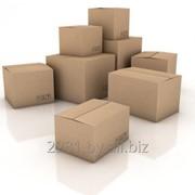 Коробки из гофрированного картона фото