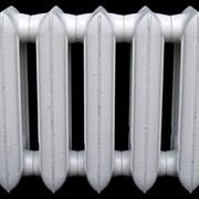 Радиатор чугунный 500 ТУ 4012, KONNER MODERN HIT, белые фото