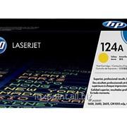 Картридж HP Color LaserJet Q6002A Yellow Toner Cartridge (Q6002A) фото