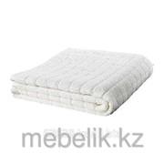 Банное полотенце белый ОФЬЕРДЕН фото