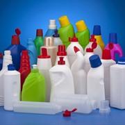 Бутылки и крышки для бытовой химии фото