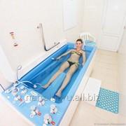 Оборудование ванна нафталанавая общая. фото
