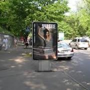 Реклама на сити-лайтах фото
