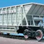 Вагон-хоппер для окатышей модель 20-4015 и 20-4015-01 фото