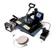 Термопресс DIGITAL COMBO HEAR 4в1 # ECH-400 фото