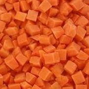Замороженная морковь, Херсонская обл. фото