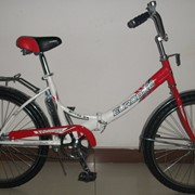 Велосипед складной Eurobike Rondo 24 фото