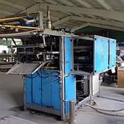 Оборудование для термоформования яичных лотков б/у фото