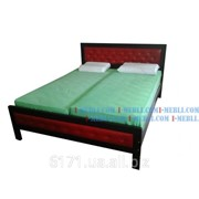Кровать МакКензи Soft 2000*1400 фото