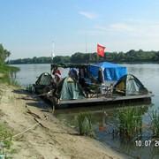 Сплавы на плотах по реке Дон фото