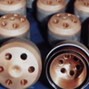 Головка фурмы в кислородном конвертере фото
